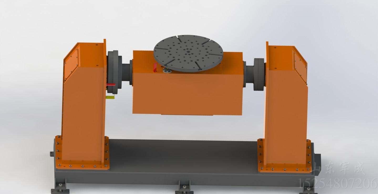 焊接变位机