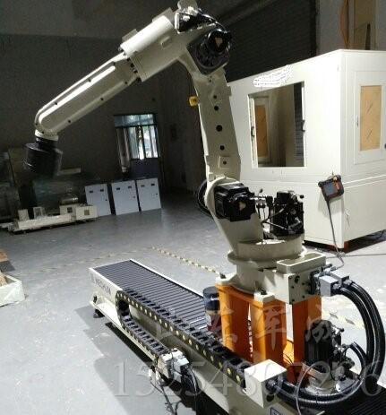 机器人外部轴